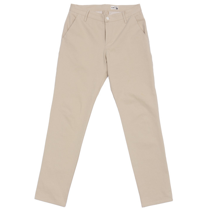SIMPLE CHINO PANTS남녀공용