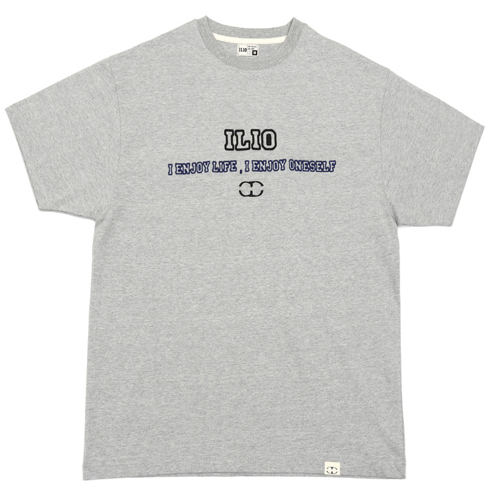 ILIO EMBROIDERY-T남녀공용